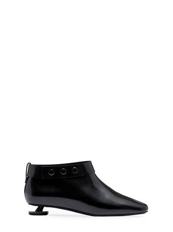 Marni Boot in polished calfskin  Woman