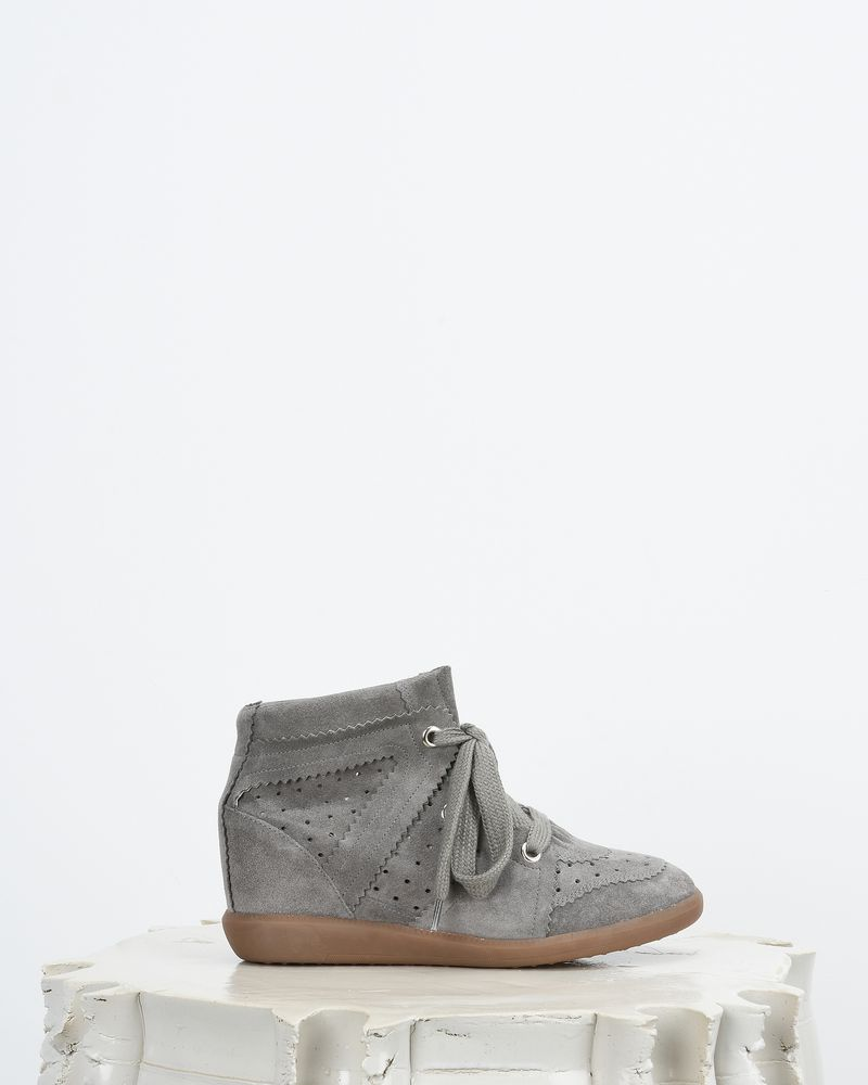 BOBBY wedge trainers  ISABEL MARANT