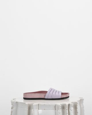 ISABEL MARANT SANDALS Woman HELLEA quilted sandals d