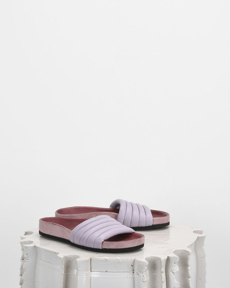 HELLEA quilted sandals ISABEL MARANT