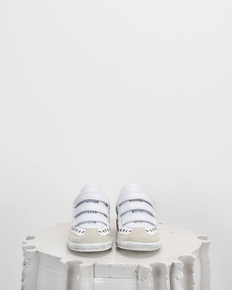 BETH low top Velcro trainers ISABEL MARANT
