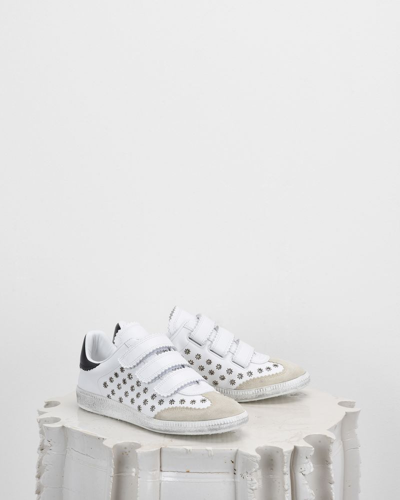BETH Sneakers low top con velcro ISABEL MARANT