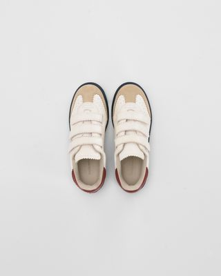BETH low top Velcro trainers