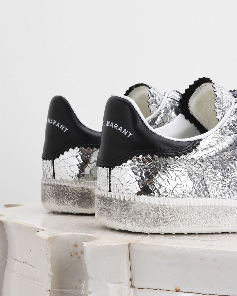 BETH low top Velcro sneakers ISABEL MARANT
