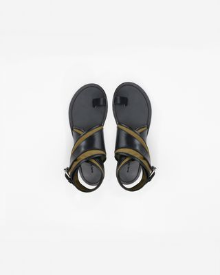 JOHEN canvas sandals