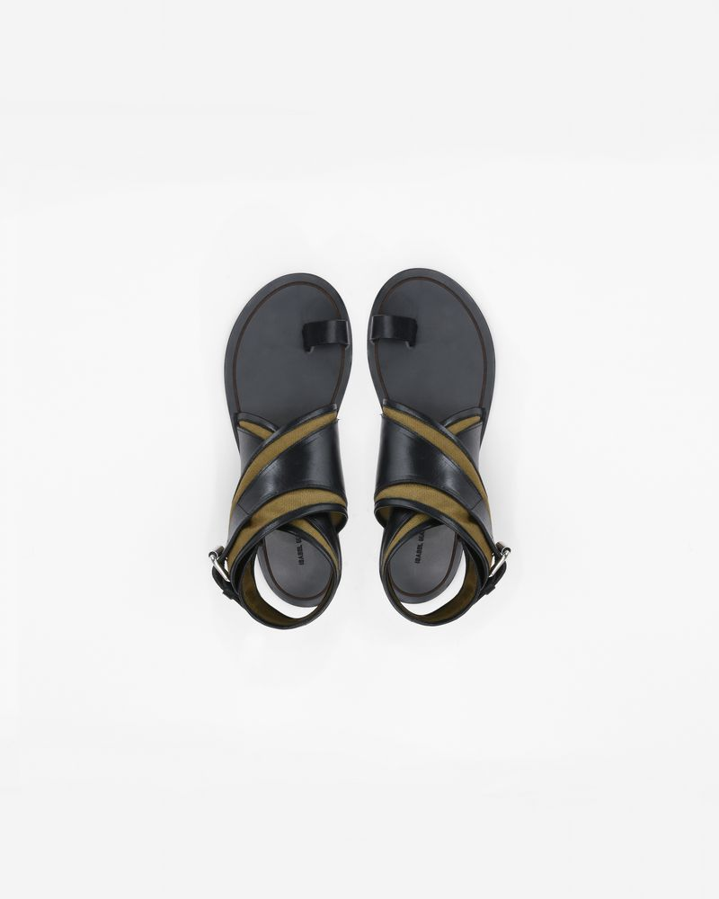 JOHEN canvas sandals ISABEL MARANT