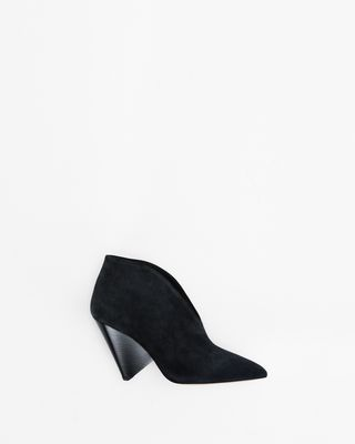 ADENN open ankle boots
