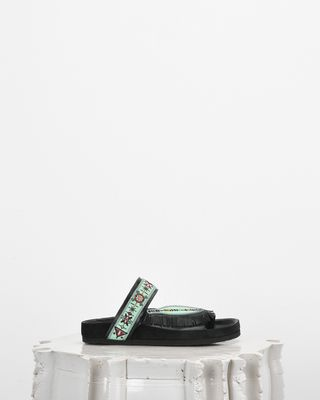 ISABEL MARANT SANDALS Woman EBANN embroidered sandals d