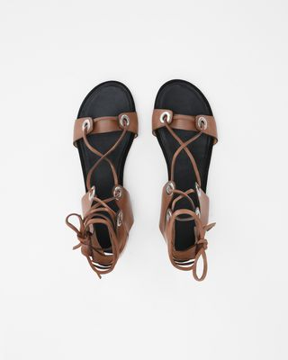 JAYSTA lace-up sandals