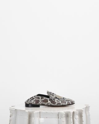 ISABEL MARANT FLATS Woman FEZZY printed loafers d