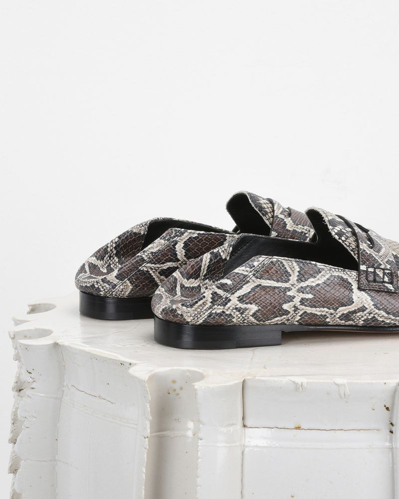 FEZZY printed loafers ISABEL MARANT