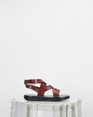 ISABEL MARANT SANDALS D NOELLY platform sandals d