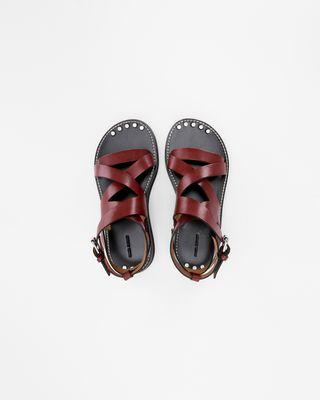 NOELLY platform sandals