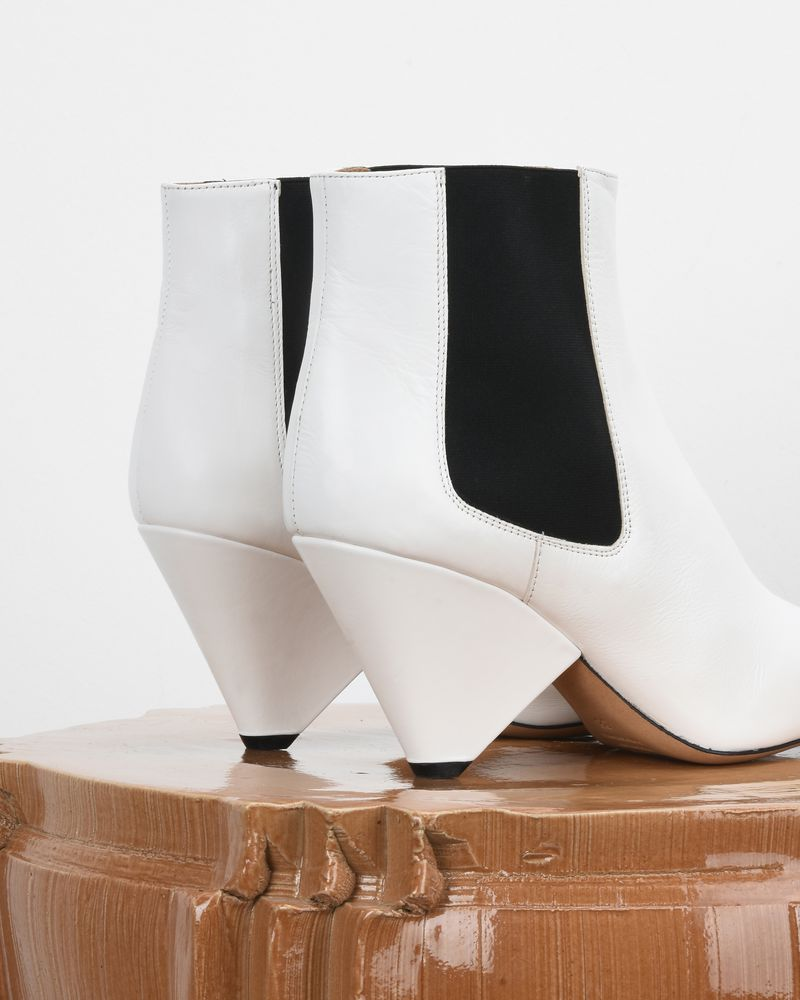 LASHBY elasticated ankle boots ISABEL MARANT