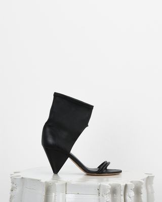 ISABEL MARANT SANDALS D MELVY sock high heels d