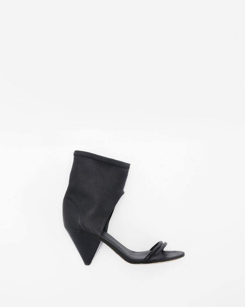 MELVY sock high heels ISABEL MARANT