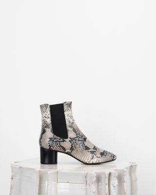 ISABEL MARANT BOOTS Woman DANELYA Chelsea boots d