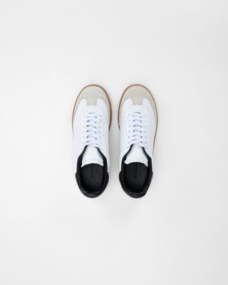 BRYCE low top lace up trainers