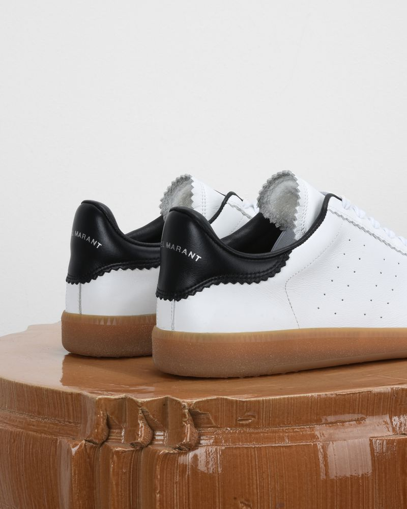 BRYCE low top lace-up sneakers ISABEL MARANT