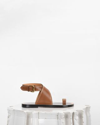 ISABEL MARANT SANDALS Woman JOOLS studded sandals d