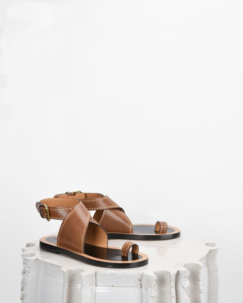 JOOLS studded sandals ISABEL MARANT