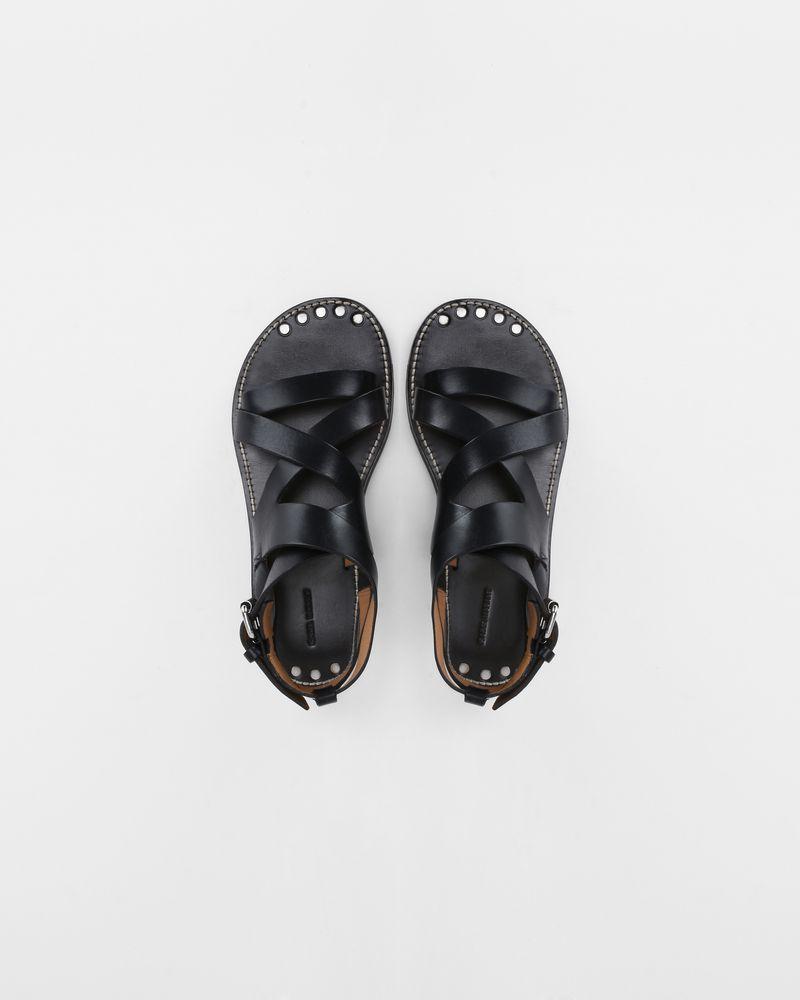 Sandales à plateforme NOELLY ISABEL MARANT
