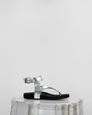 ISABEL MARANT SANDALS D ELWINA sandals with eyelets d