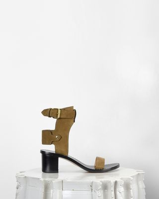 ISABEL MARANT SANDALS Woman JAERYN high heel sandals d