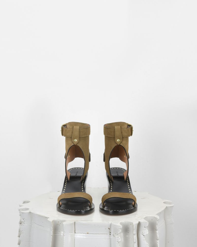 JAERYN high heel sandals ISABEL MARANT