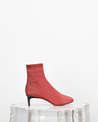 ISABEL MARANT BOOTS Woman DAEVEL sock boots d