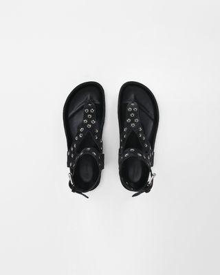 Sandales à œillets ELWINA