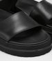 BOTTEGA VENETA TYRELL SANDAL IN NERO CALF Sneaker or Sandal U lp
