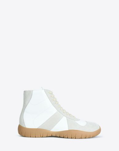 MAISON MARGIELA Sneakers Tabi Herren High Top Replica Tabi Sneakers f