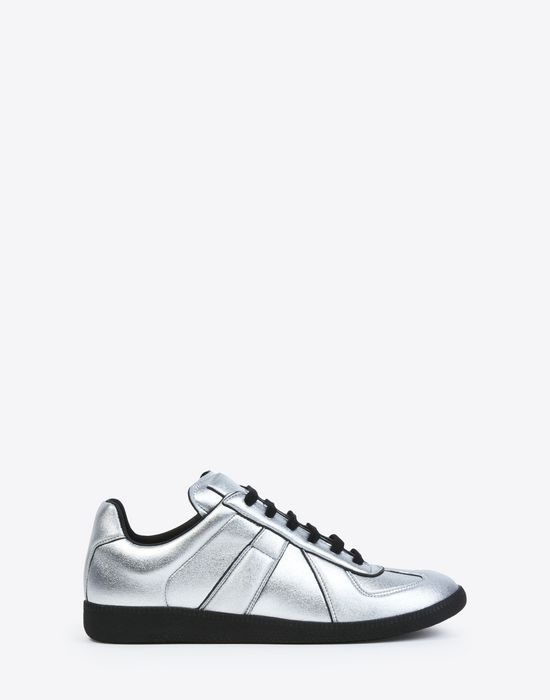 manchester great sale cheap price Maison Margiela metallic Replica sneakers fast delivery online outlet clearance store free shipping sale sale cheap online 0dQ6q2O6Y