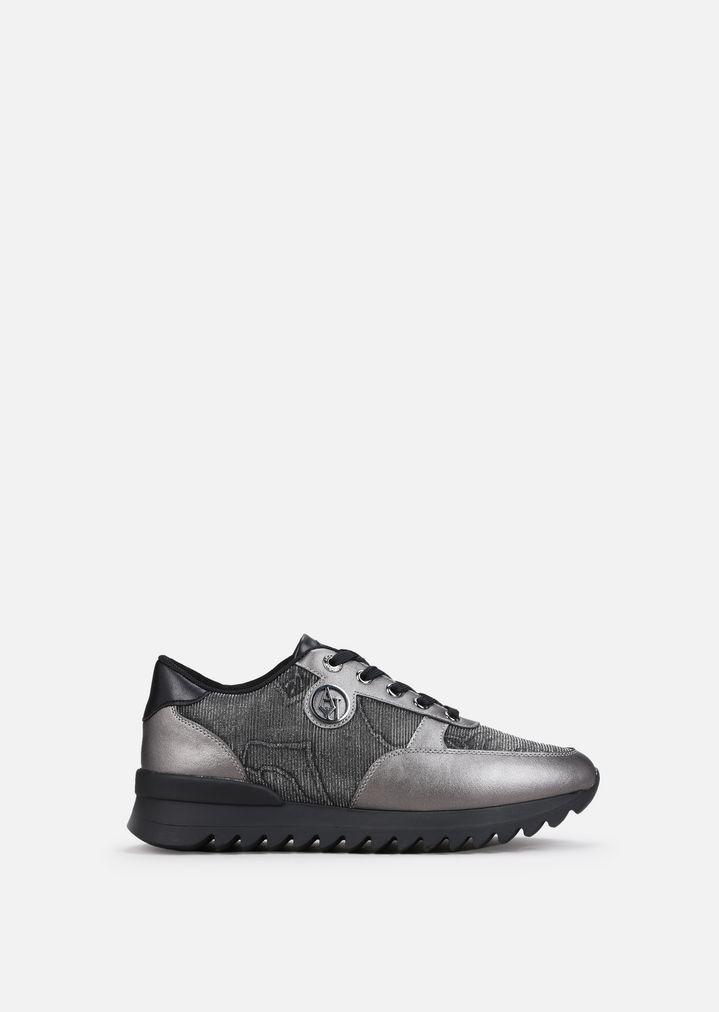Sneaker   Femme   Emporio Armani 9d53027da05