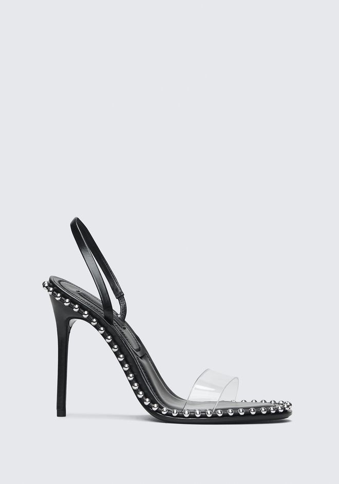 ALEXANDER WANG SANDALS NOVA HIGH HEEL SANDAL