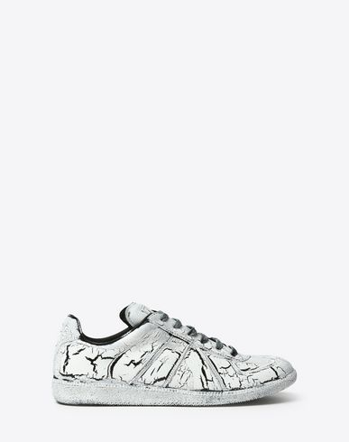 MAISON MARGIELA Sneakers U Painted calfskin Replica sneakers f