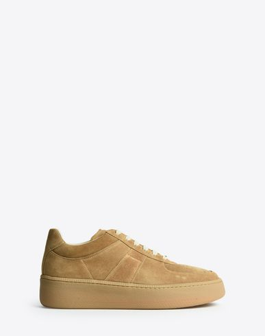 MAISON MARGIELA Sneakers U Low top calfskin sneakers f