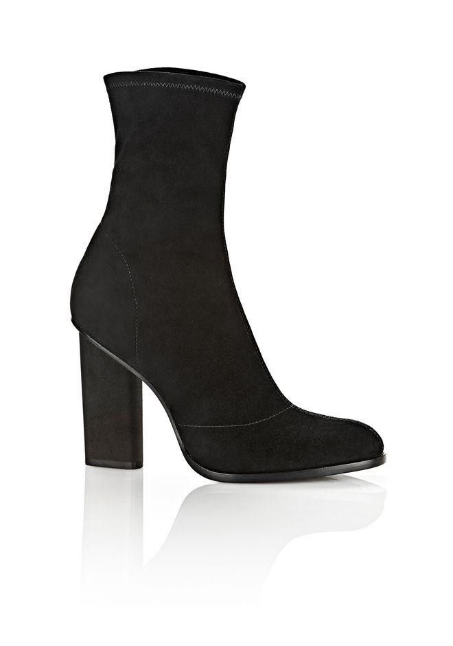 ALEXANDER WANG Boots GIA SUEDE HIGH HEEL BOOTIE