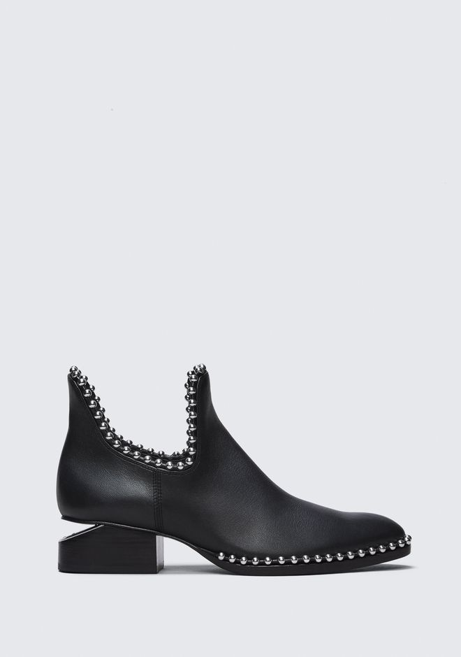 ALEXANDER WANG new-arrivals-shoes-woman BALL STUD KORI OXFORD WITH RHODIUM