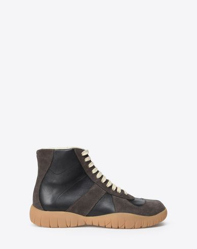 MAISON MARGIELA High-top Replica Tabi sneakers Sneakers D f