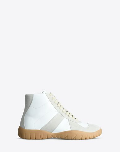 MAISON MARGIELA Sneakers Woman High-top Replica Tabi sneakers f