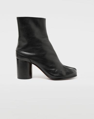 MAISON MARGIELA Tabi boots Woman Calfskin Tabi boots f