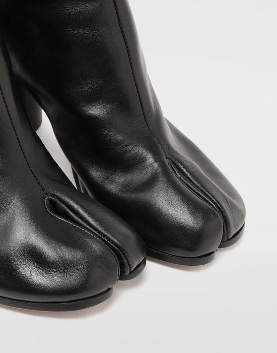 MAISON MARGIELA Calfskin Tabi boots Tabi boots [*** pickupInStoreShipping_info ***] e