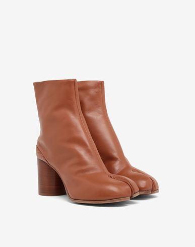 MAISON MARGIELA Ankle Boots Tabi Damen Tabi Stiefel, Leder r