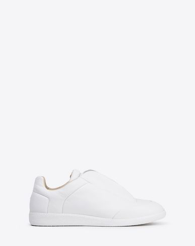 MAISON MARGIELA Sneakers [*** pickupInStoreShippingNotGuaranteed_info ***] Sneakers « Future » basses en cuir de veau f