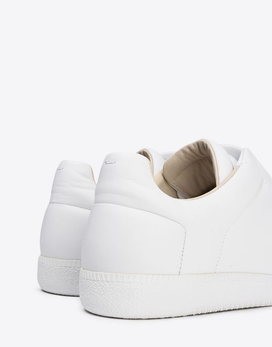 MAISON MARGIELA Calfskin Future Low Top sneakers Sneakers [*** pickupInStoreShippingNotGuaranteed_info ***] a