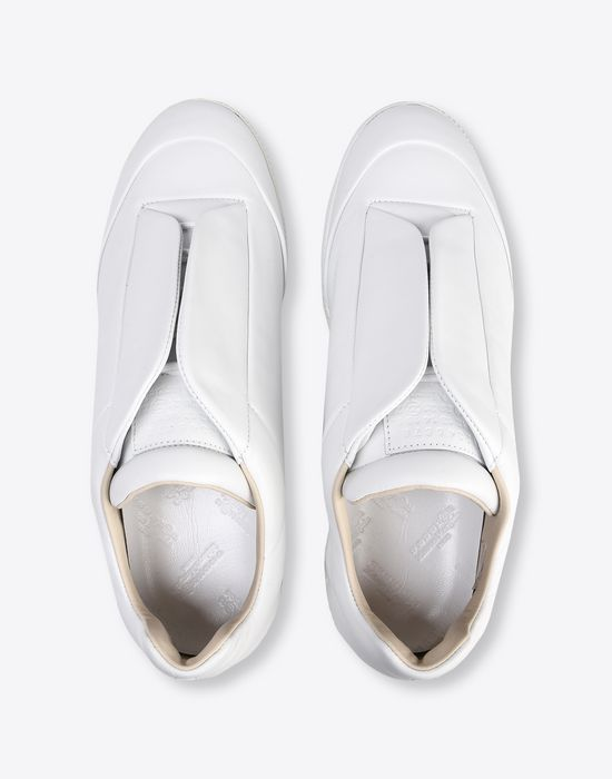 MAISON MARGIELA Calfskin Future Low Top sneakers Sneakers [*** pickupInStoreShippingNotGuaranteed_info ***] d