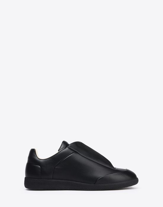 MAISON MARGIELA Calfskin Future Low Top sneakers Sneakers [*** pickupInStoreShippingNotGuaranteed_info ***] f