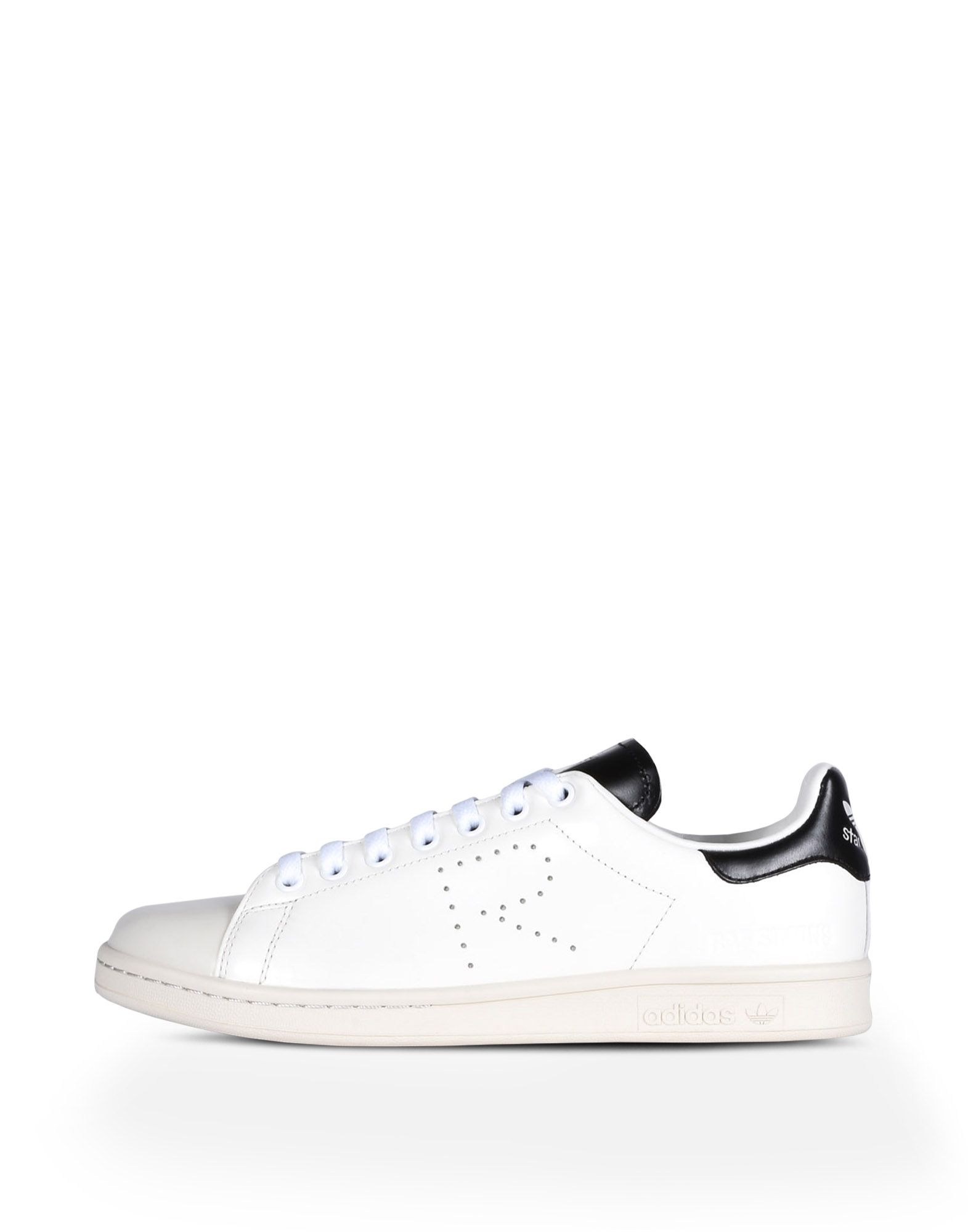 White Stan Smith Trainers adidas by Raf Simons